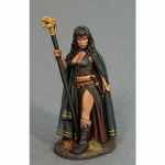 DSM1168 Evil Female Mage with Scepter Miniature Elmore Masterwork