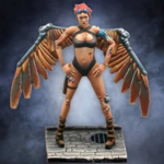 MRMMR002 Fallen Angel Miniature Magic Reality Miniatures