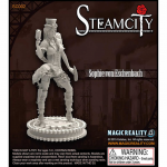MRMSC002 Sophie Von Eschenbach SteamCity Magic Reality Miniatures