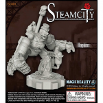 MRMSC003 Hopkins SteamCity Magic Reality Miniatures