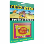 SJG1384 Chez Geek Spring Break Expansion Card Game Steve Jackson Games