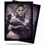 UPR86382 Oath Of Liliana Deck Protector Sleeves Eldritch Moon Ultra Pro