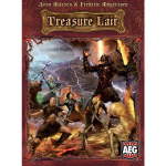 AEG5839 Treasure Lair Card Game Alderac Entertainment Group