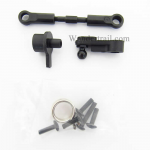 REDBS213044PA Servo Horn And Servo Saver Assembly Redcat Racing
