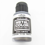 Val77721 Burnt Iron Metal Color