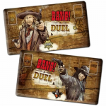 DVG9114 Bang The Duel Player Mat Card Game Da Vinci