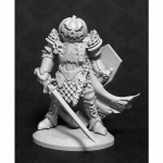 RPR01449 Halloween Knight Miniature 25mm Heroic Scale Special Edition