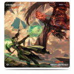 UPR86404 Nissa VS Ob Nixilis Magic Play Mat Ultra Pro