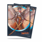UPR86408 Kaladesh Angel Of Invention 80 Card Sleeves Ultra Pro