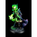 Rpr01601 Domar High Mage Miniature Special Edition Feburary Silver 25th Anniversary