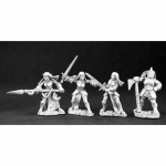 RPR06062 Battle Nuns And Mother Superior Miniature Reaper
