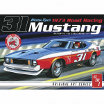 AMT89612 Warren Tope 1973 Road Racing Mustang Model Kit AMT