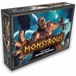 CMNGGP001 Monstrous Mythic Mayhem Game Cool Mini Or Not