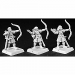 RPR06103 Ivy Crown Archers Army Pack Of 9 Reaper Miniatures