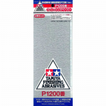 TAM87058 P1200 Finishing Abrasive Sheets 3 Pack Tamiya