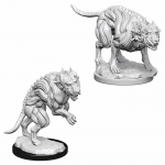 Wzk72581 Hell Hounds Patfinder Miniatures Unpainted Minis
