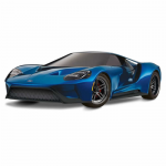 TX830564B Ford GT Supercar Racer Blue Electric Radio Control