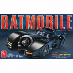 Amt93512 Batmobile From 1989 Movie 1/25 Scale Plastic Model Kit