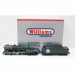 Bac40203 Hudson 4-6-4 O Scale Locomotive And Tender
