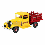 LIN72198 Coke 1934 Ford Delivery Truck 1/24 Scale Plastic Model Kit