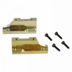 REDBS801005PA Two Left Front Engine Mounts With Screws