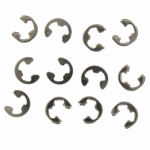 REDBS903088PA 12 E Clips 4mmX0.6mm Redcat Racing