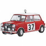 REG07064 Mini Cooper Rallye Monte Carlo 1964 Winner 1/24 Scale Plastic Model Kit
