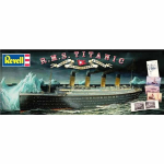 REV0380 Titanic 100th Anniversary 1/400 Scale Plastic Model Kit Extremely Rare