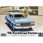 REV4412 1976 Ford Gran Torino 1/25 Scale Plastic Model Kit Revell