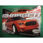 TES462003KIT 2007 Dodge Datona Orange 1/24 Scale Model Kit