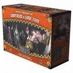 CMNMD008 Sorcerers Versus Lord Tusk Expansion Massive Darkness