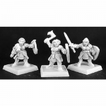 RPR06115 Shield Maidens 25mm Heroic Scale Fantasy Miniatures