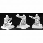 RPR06116 Dwarf Swiftaxes 25mm Heroic Scale Fantasy Miniatures