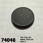 Rpr74048 32mm Round Gaming Base (10)