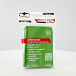 Ugddps010062 Supreme Soft Small Sleeves Green Pack Of 60 Sleeves