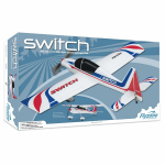 HOBFLZA3300 Switch Sport Trainer RTF Brushless Electric Radio Control Airplane