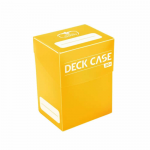 Ugddc010260 Deck Box Standard Size Yellow Pack Of 1