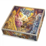 CMNCOF001 Council of Four Board Game Cool Mini Or Not