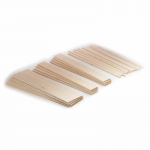MID0030 Balsa Craft Pack Various Sizes And Shapes