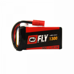 VEN-25170 3s 11.1v 1300mah 30c with Super Tiger Connector Venom