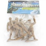 WONSI75906 GI Action Figures Pack of 4 Wondertrail