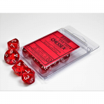 Chx23274 Trans Red White D10 Set