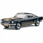 REV2482 1966 Shelby GT350H Ford Mustang 1/24 Scale Plastic Model Kit