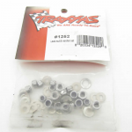 Nut Set - Lock Nuts 3mm (11) - 4mm (7)w - Washers