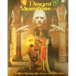 GGG6001 The Deryni Adventure Game And Supplement RPG