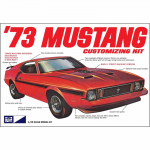 MPC84612 1973 Ford Mustang Hatchback 1/25 Scale Plastic Model Kit