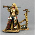 Rpr01445 Ellon Stone Cowgirl 54mm Miniature