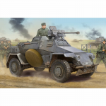 HBM83813 Leichter Panzerspahwagen Early 1/35 Scale Plastic Model Kit Hobby Boss