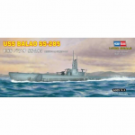 HBM87011 USS Balao SS285 1/700 Scale Plastic Model Kit Hobby Boss