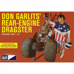 MPC86812 Don Garlits Rear Engine Dragster 1/25 Scale Plastic Model Kit MPC